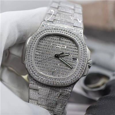 【PF一比一超A复刻手表】百达翡丽运动系列5719/10G-010腕表(鹦鹉螺)价格报价