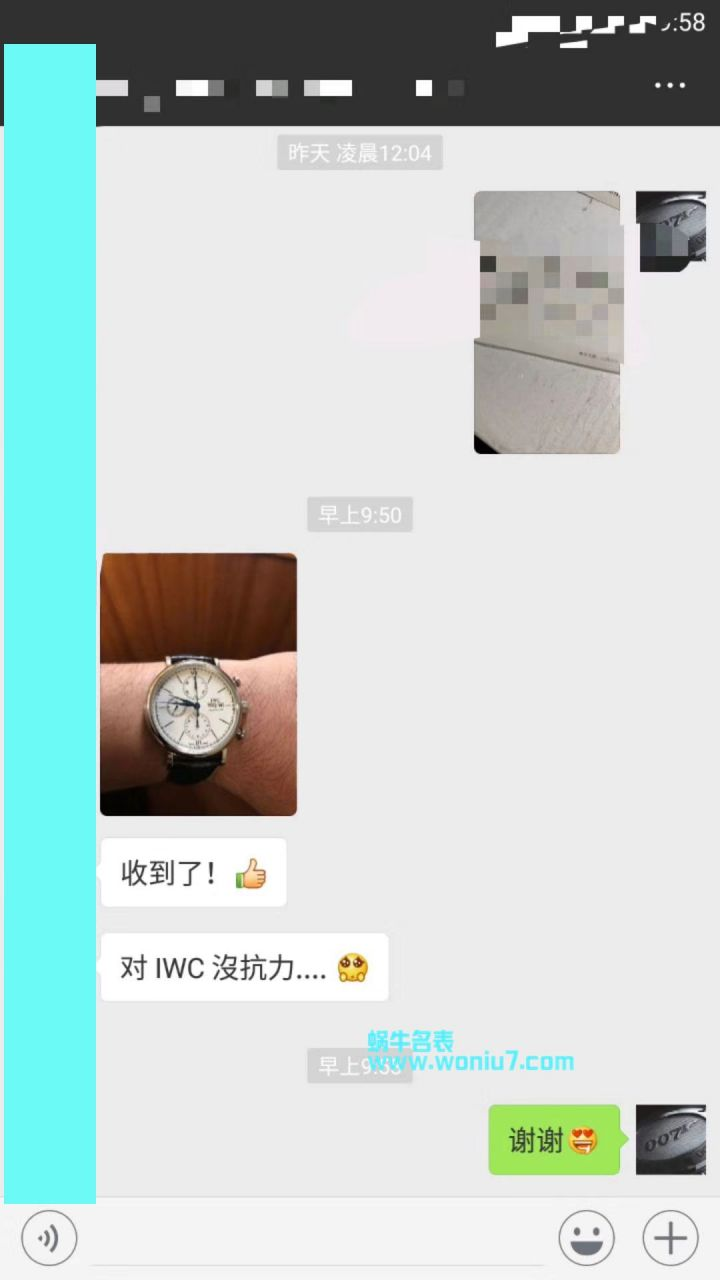 【原单】万国表柏涛菲诺系列150周年纪念版IW391024、IW391023腕表 / WG172
