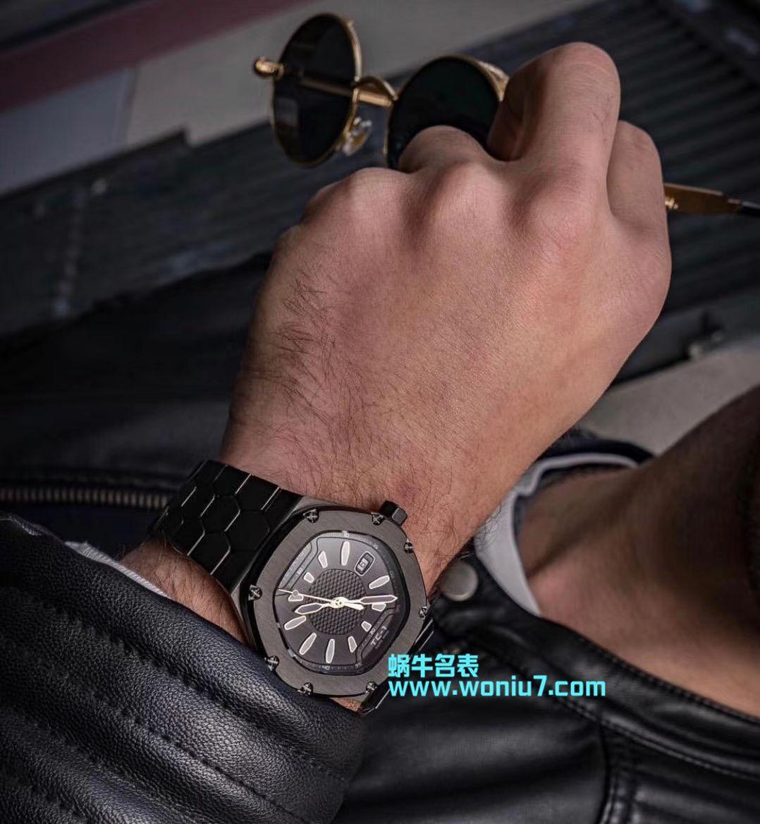 【正品,专柜最新款同步发售】德国品牌Dietrich帝特利威男士腕表,TC-1系列 / CBDietrich 02