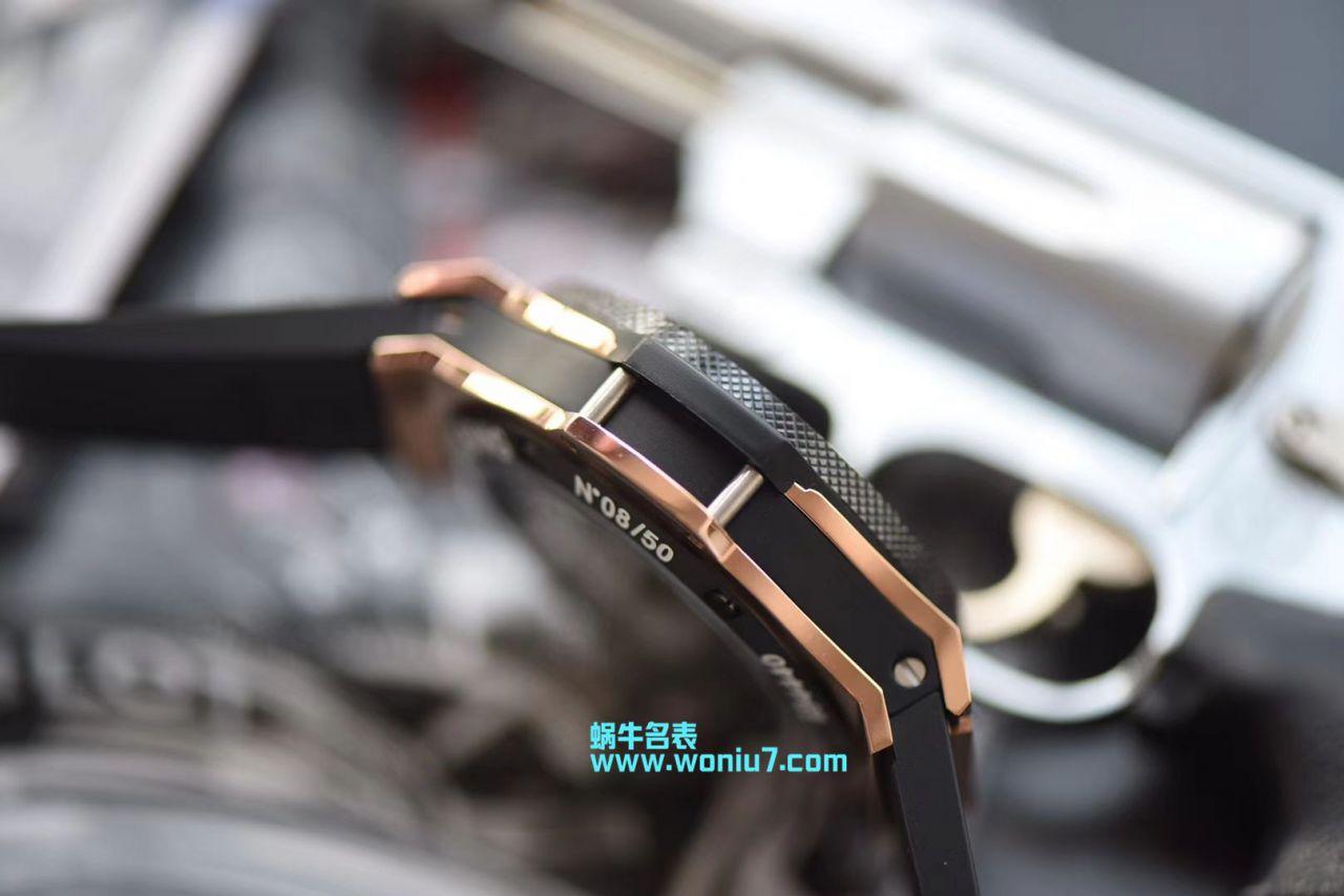 【BM厂一比一复刻精仿手表】宇舶大爆炸系列304.px.1180.lr腕表 / YUB006