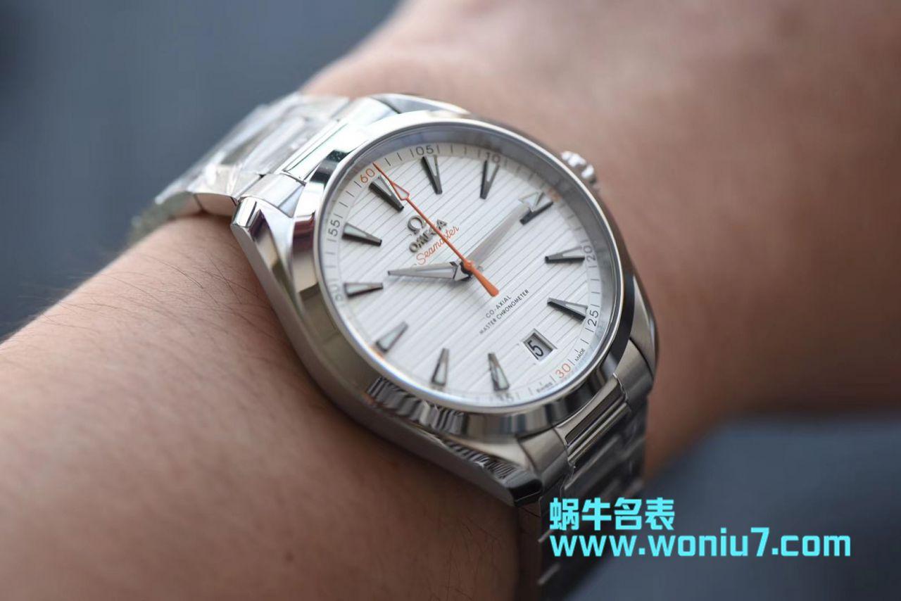 【VS一比一顶级超A复刻手表】欧米茄海马系列220.10.41.21.02.001、220.12.41.21.02.002腕表