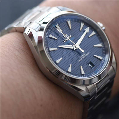 【VS一比一顶级超A精仿手表】欧米茄海马系列220.10.41.21.03.001、220.12.41.21.03.001腕表
