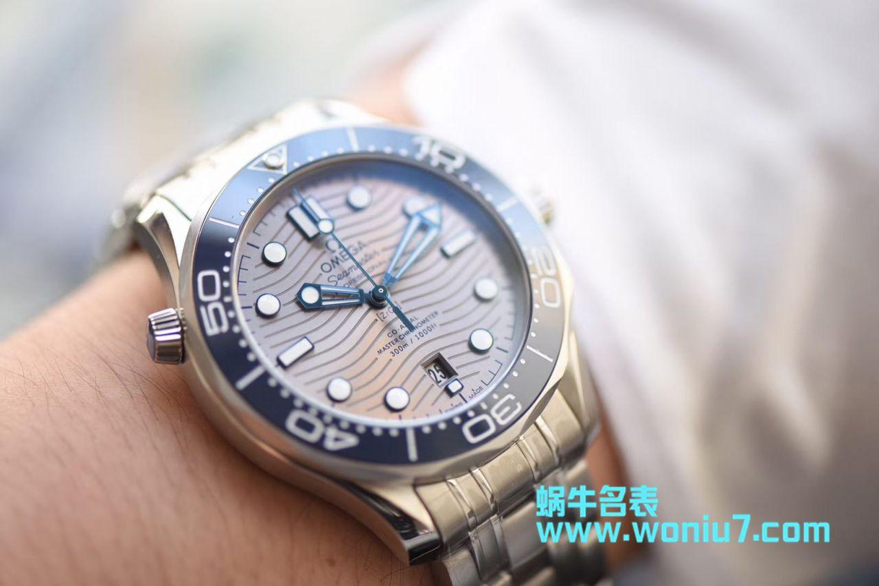 【VS厂顶级复刻手表】欧米茄海马系列210.30.42.20.06.001腕表 / M360