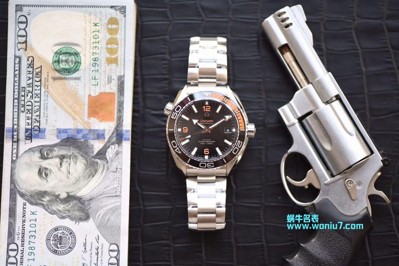 【VS厂一比一顶级复刻手表】欧米茄海洋宇宙600米215.30.44.21.01.002腕表 / M368