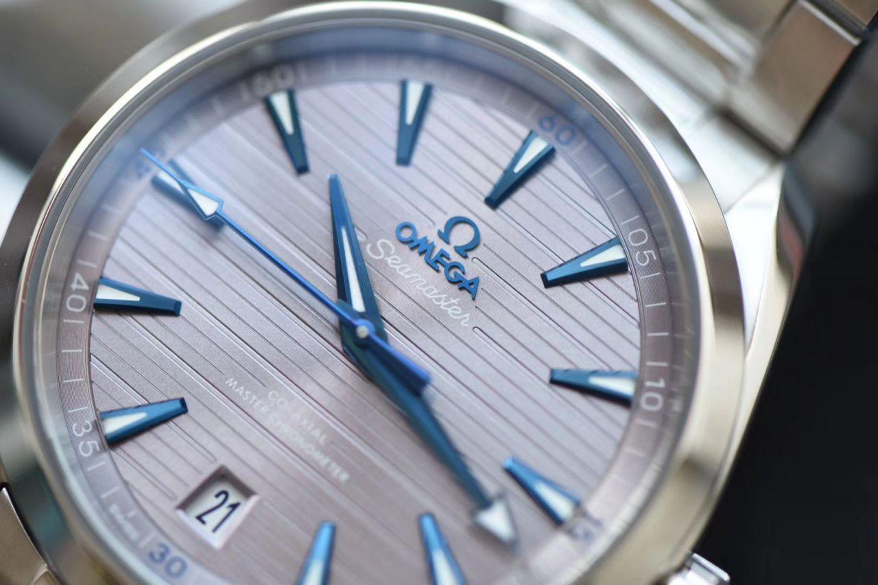 【VS一比一超A高仿手表】欧米茄海马系列220.10.41.21.06.001腕表、220.12.41.21.06.001