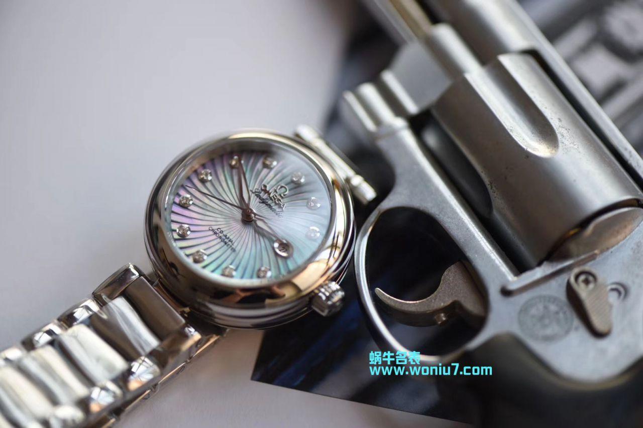 【V6一比一顶级复刻手表】欧米茄碟飞系列鸟巢425.30.34.20.55.002、425.30.34.20.57.002、425.30.34.20.57.004腕表 / M369