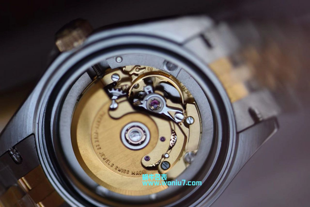 【包金款】劳力士女装日志型系列179173(条钉)279173(钻钉)香槟色腕表 / R250