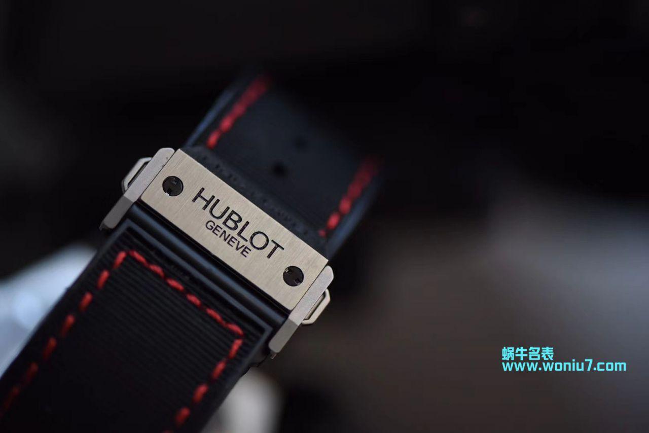 【V6厂一比一超A顶级复刻手表】宇舶Hublot F1 King Power 计时码表 限量版腕表