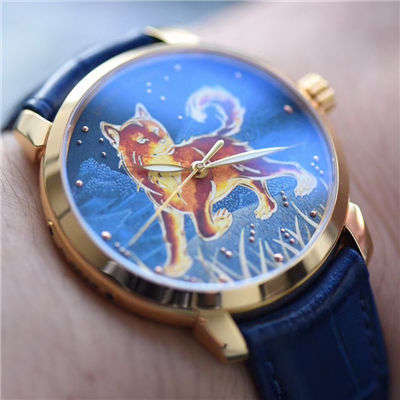 【FK一比一超A复刻手表】雅典表经典系列8152-111-2/DOG腕表