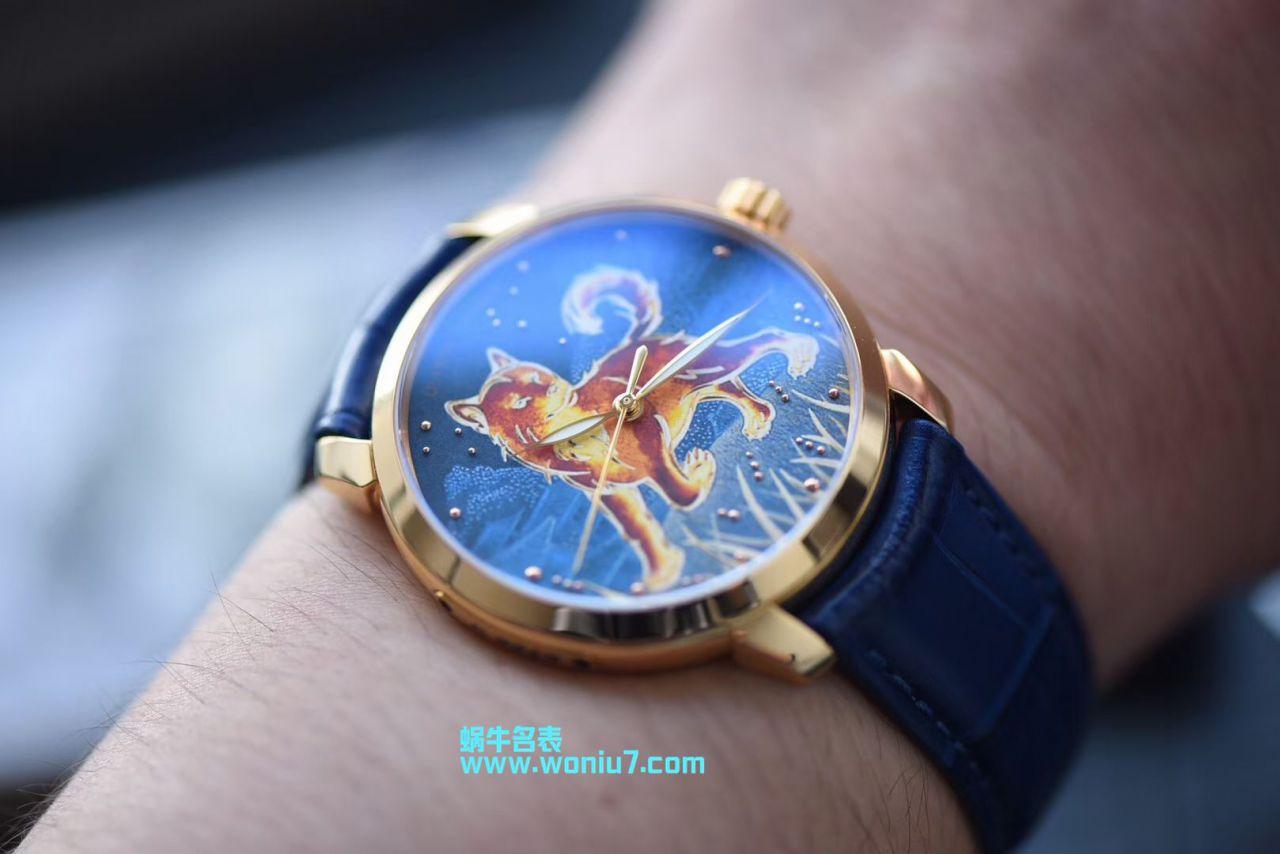 【FK厂顶级复刻手表】雅典表经典系列8152-111-2/DOG腕表 / YD013
