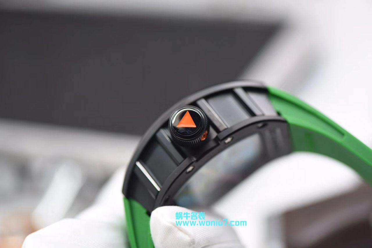 【RM一比一超A高仿手表】;理查德米勒RICHARD MILLE男士系列RM 68-01 KONGO腕表 / RMBC 68-01