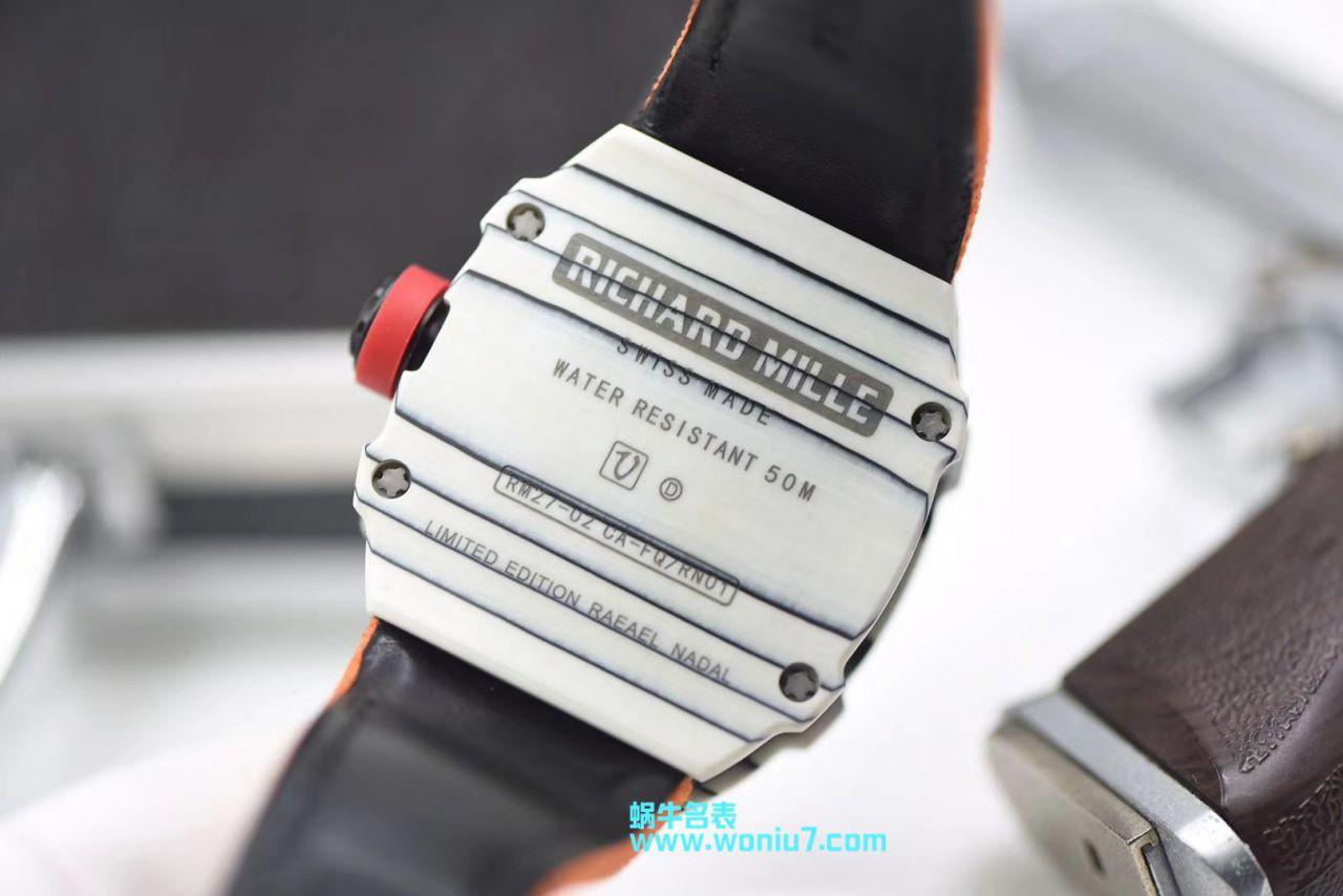 【RM一比一超A高仿手表】理查德.米勒RICHARD MILLE男士系列RM 27-02腕表 / RM 27-02