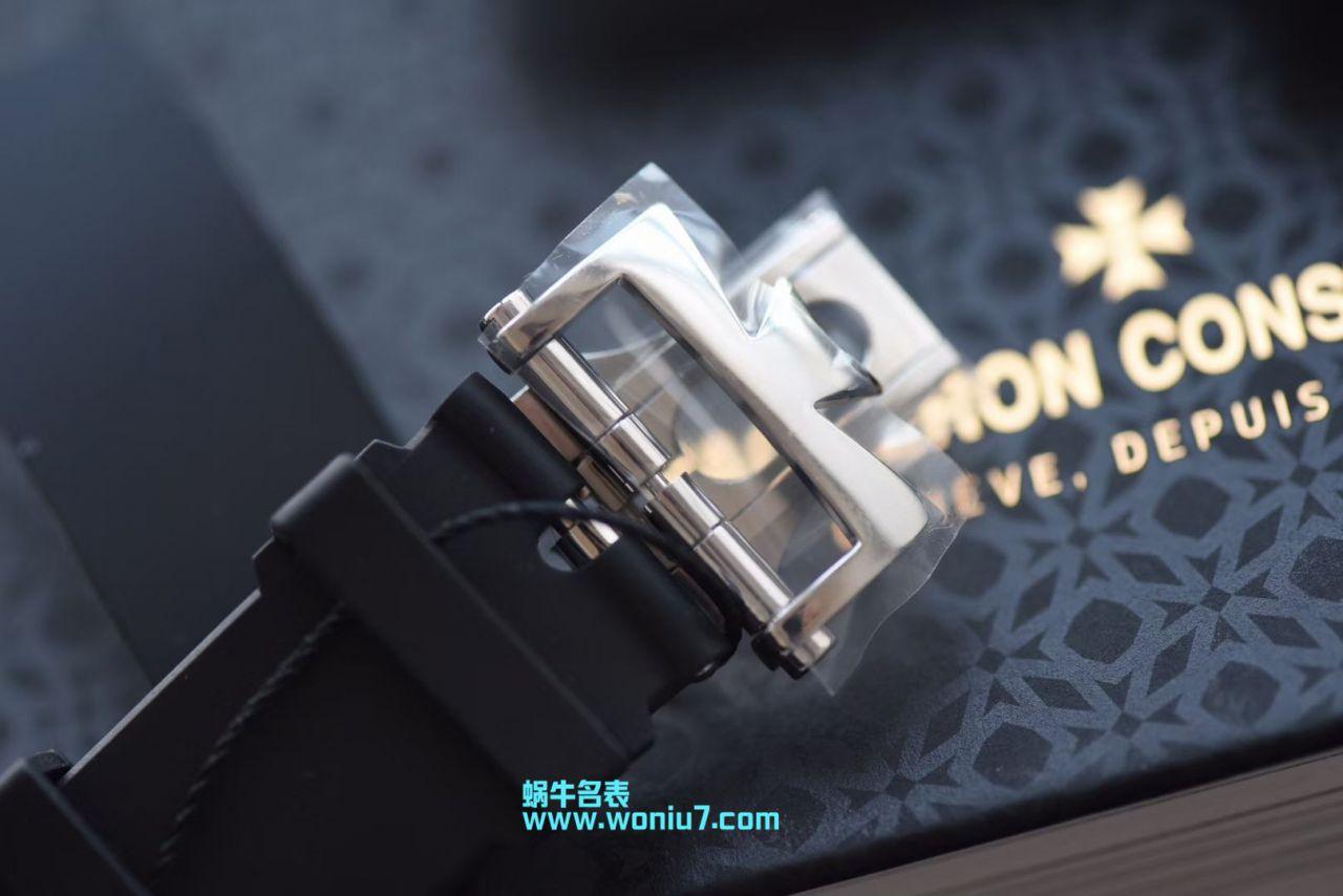 【TWA一比一超A高仿手表】江诗丹顿纵横四海系列47450/000W-9511腕表