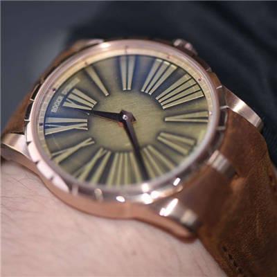 【RD一比一超A顶级复刻手表】罗杰杜彼EXCALIBUR(王者系列)系列RDDBEX0498腕表价格报价