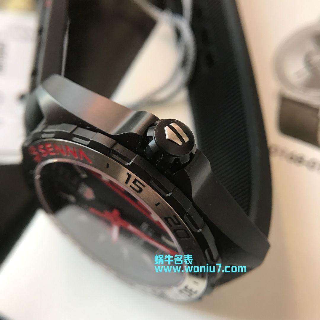 【原单】泰格豪雅F1系列WAZ1014.FT8027腕表