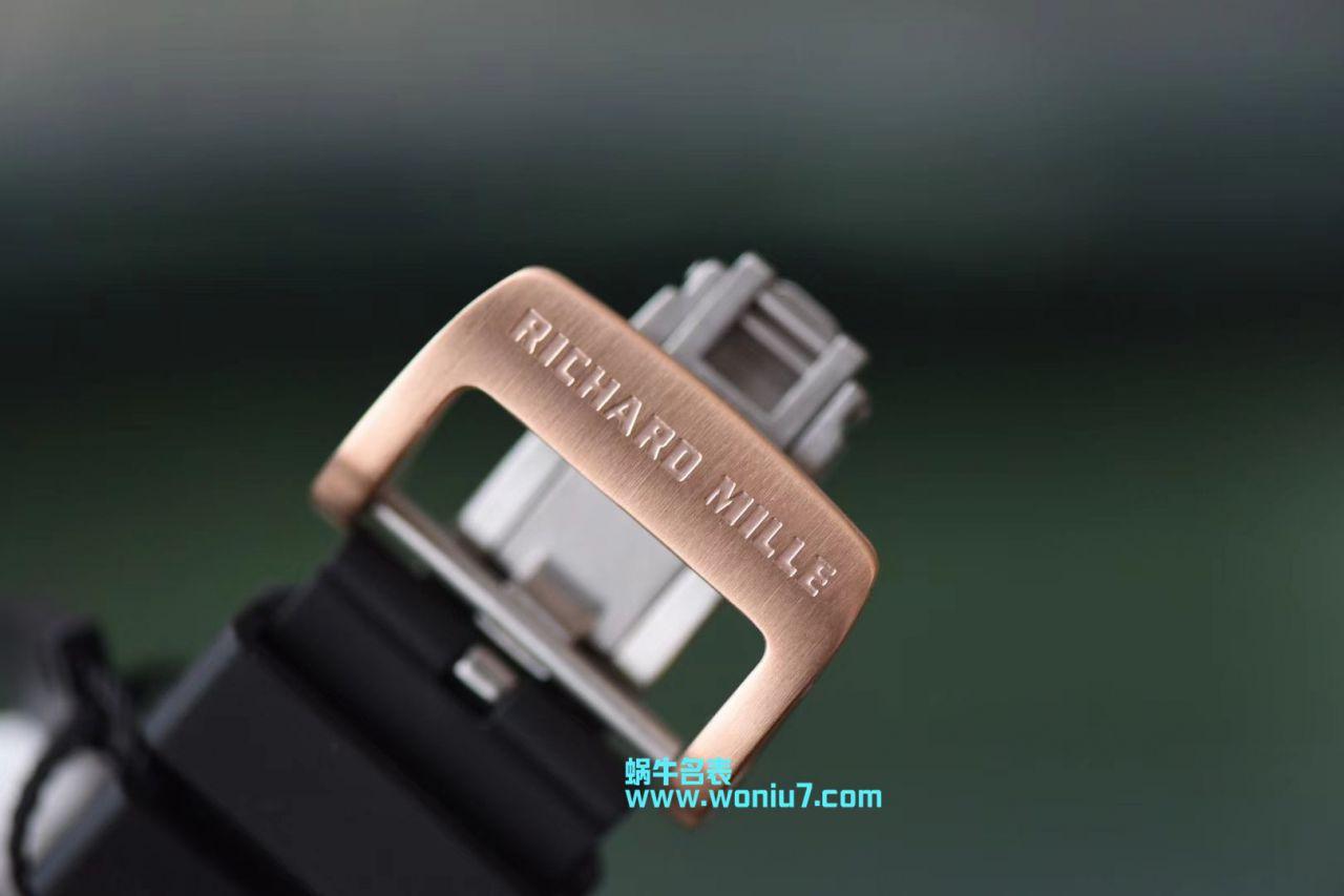 【KV一比一超A高仿手表】理查德.米勒Richard Miller男士系列RM011菲利普_马萨特别版