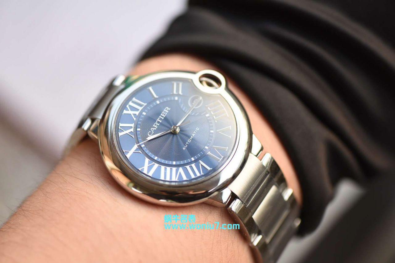 【HBBV6一比一超A复刻手表】卡地亚蓝气球系列WSBB0025腕表男装42毫米