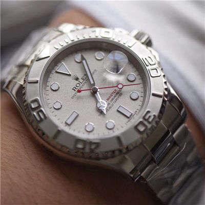 【AR厂顶级复刻手表】劳力士游艇名仕型系列16622 大型款腕表