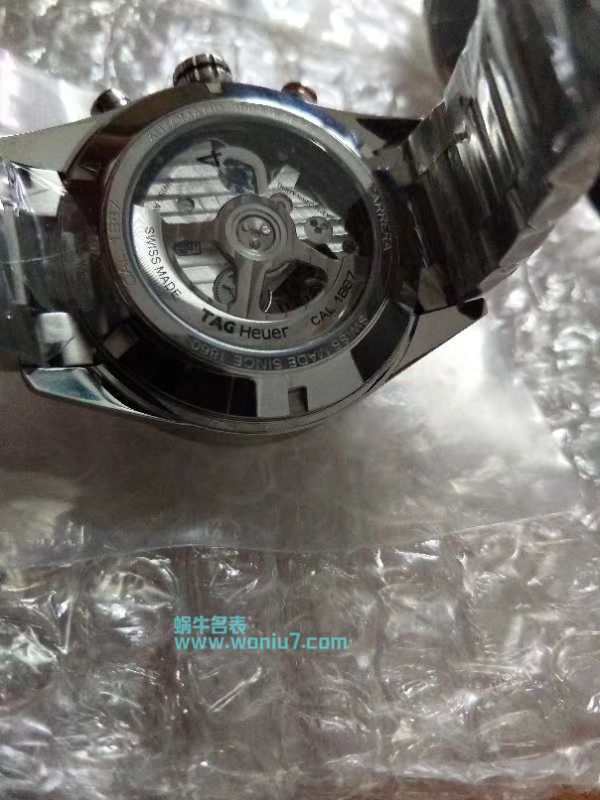 【V6厂顶级复刻手表】泰格豪雅CALIBRE 16 星期日历自动计时码表系列CV2A10.BA0796、CV2A1S.FC6236腕表 / TG058