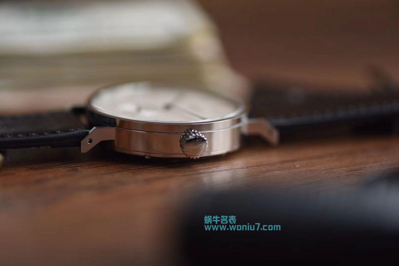 【GP顶级高复刻手表】诺莫斯NOMOS TANGOMAT系列601包豪斯风格腕表 / NO006