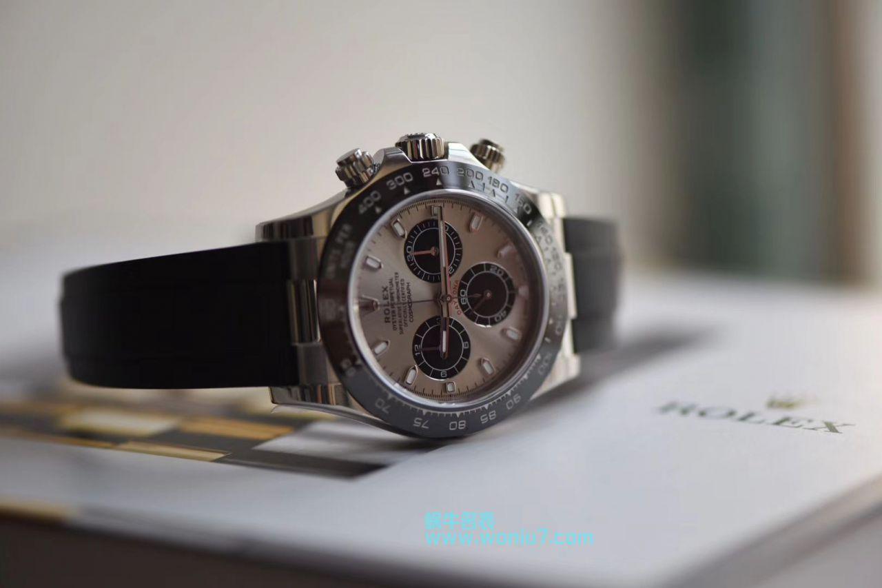【N厂顶级复刻手表】劳力士宇宙计型迪通拿系列M116519ln-0024腕表904钢 / R251