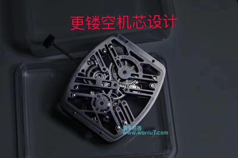 【JB一比一超A精仿手表】法穆兰NEW SARATOGE系列V 45 T SQT CARBONE腕表 / FL030