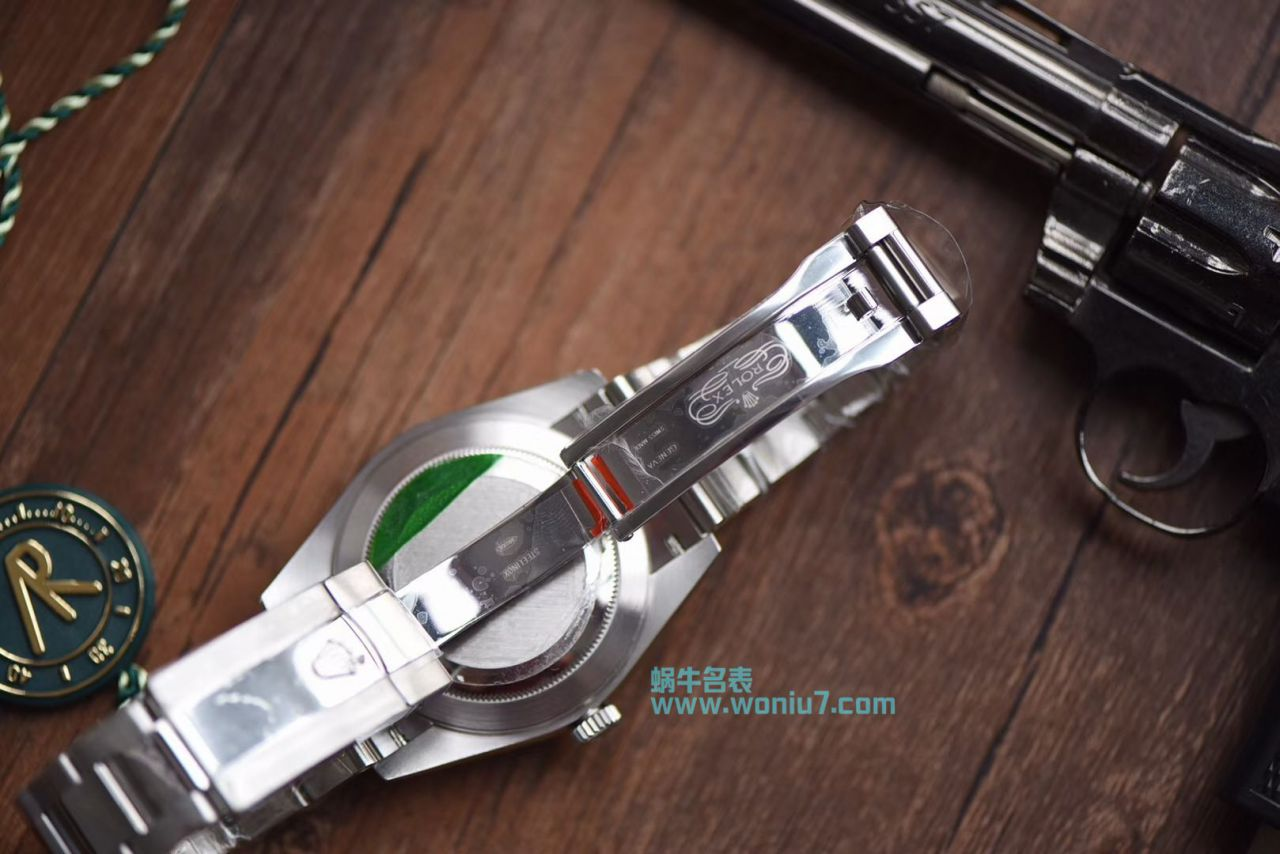 【AR厂顶级顶级复刻】劳力士日志型DATEJUST系列116334-72210蓝盘腕表904钢 / R252
