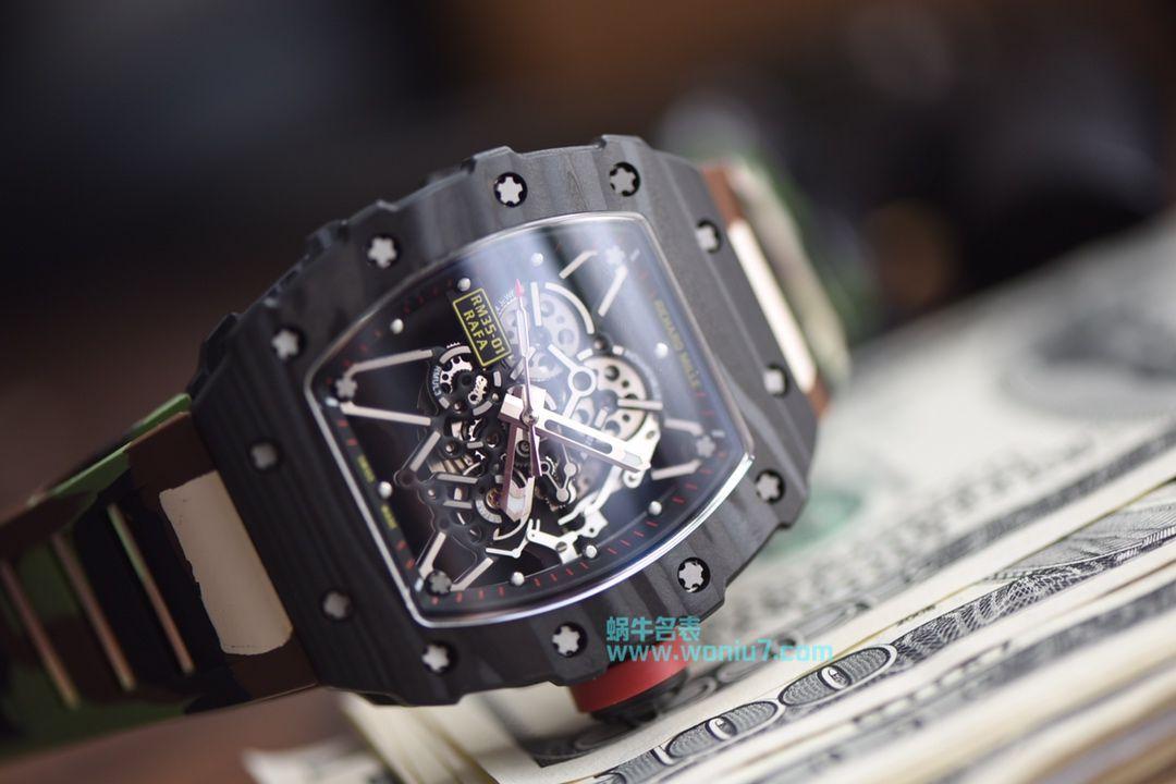 理查德.米勒Richard Miller男士系列RM035-01迷彩腕表