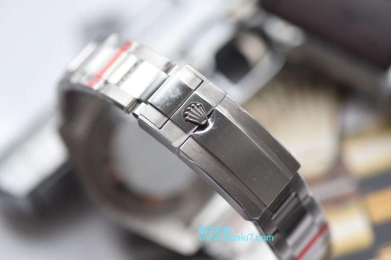 【N厂一比一超A高仿手表】N 厂V9版本904L精钢蓝黑圈劳力士格林尼治二代GMT116710BLNR-78200腕表