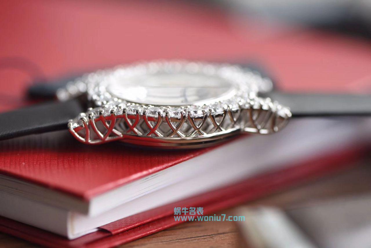 【台湾厂一比一精仿手表】萧邦钻石手表系列139419-1001女士腕表