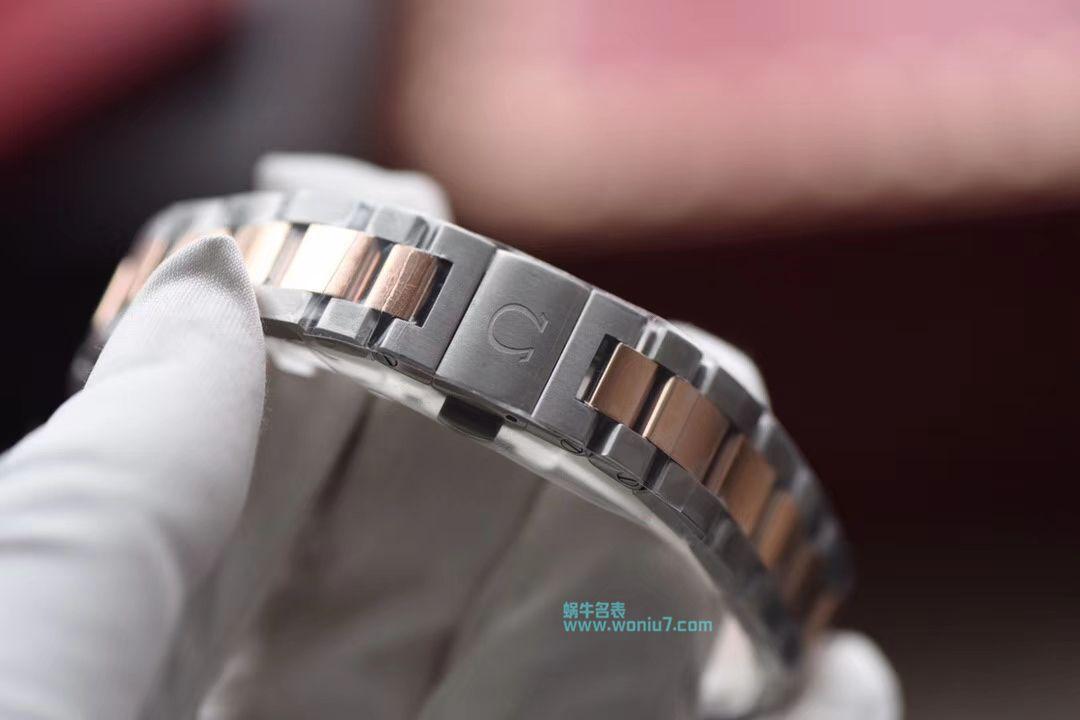 【HBBV6厂1:1顶级复刻手表】欧米茄海马系列231.20.30.20.06.003女装手表 / MAH245