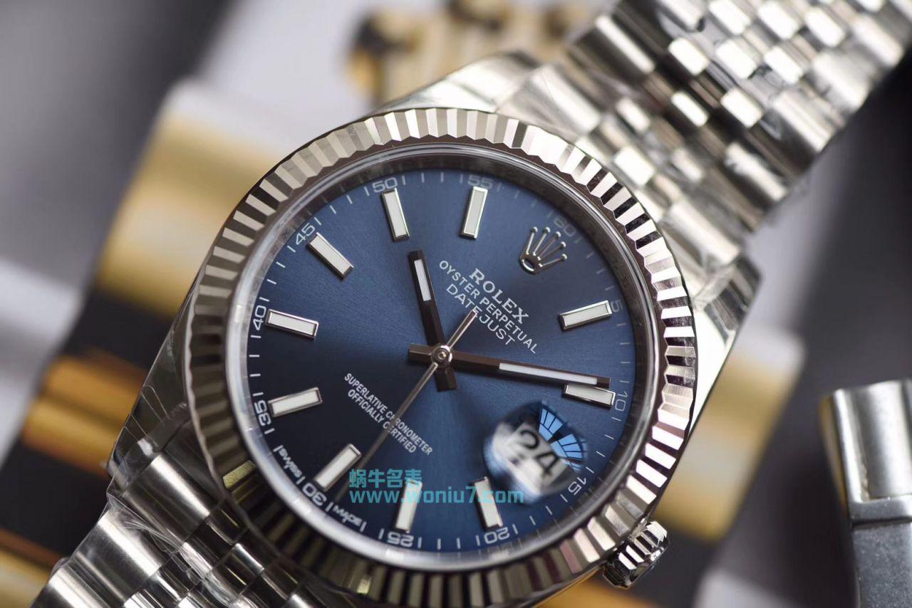 【DJ一比一超A复刻】劳力士日志型系列m126334-0014腕表、126334蚝式蓝盘腕表、m126334-0010腕表 / R263