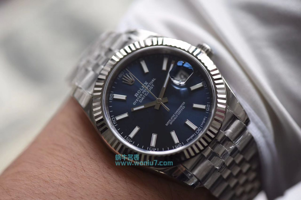 【AR厂顶级复刻】劳力士日志型系列m126334-0014腕表、126334蚝式蓝盘腕表、m126334-0010腕表 / R263