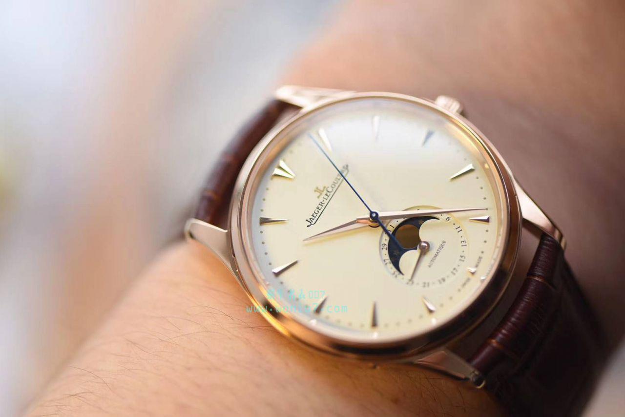 【ZF一比一超A高仿手表】积家月相大师系列Q1362520腕表