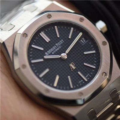 【JF一比一超A高仿手表】爱彼皇家橡树系列15202ST.OO.0944ST.03腕表
