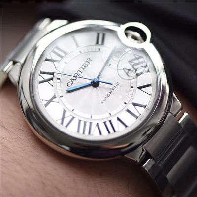 卡地亚蓝气球系列W69012Z4腕表【V6一比一超A复刻手表】价格报价