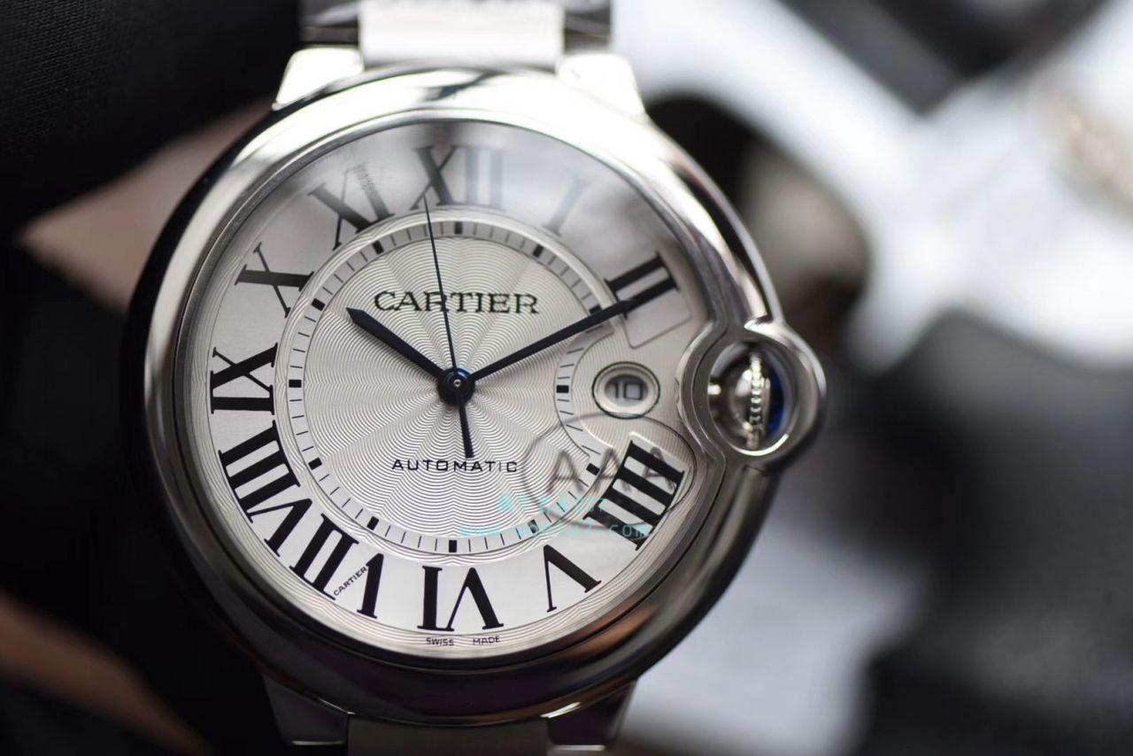 卡地亚蓝气球系列W69012Z4腕表【V6厂顶级复刻手表】 / K187