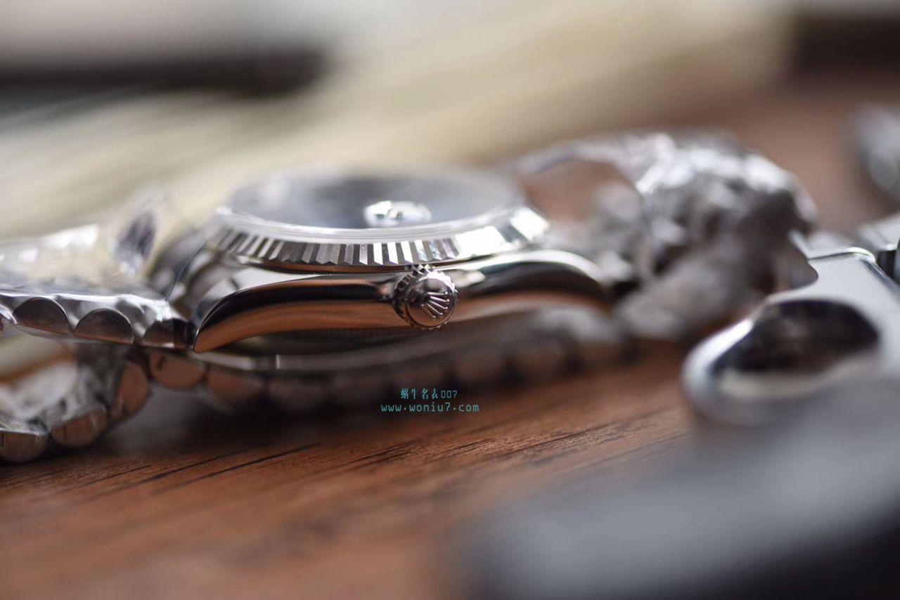 劳力士日志型系列116234-63200蓝罗腕表【AR顶级复刻手表】 / R266