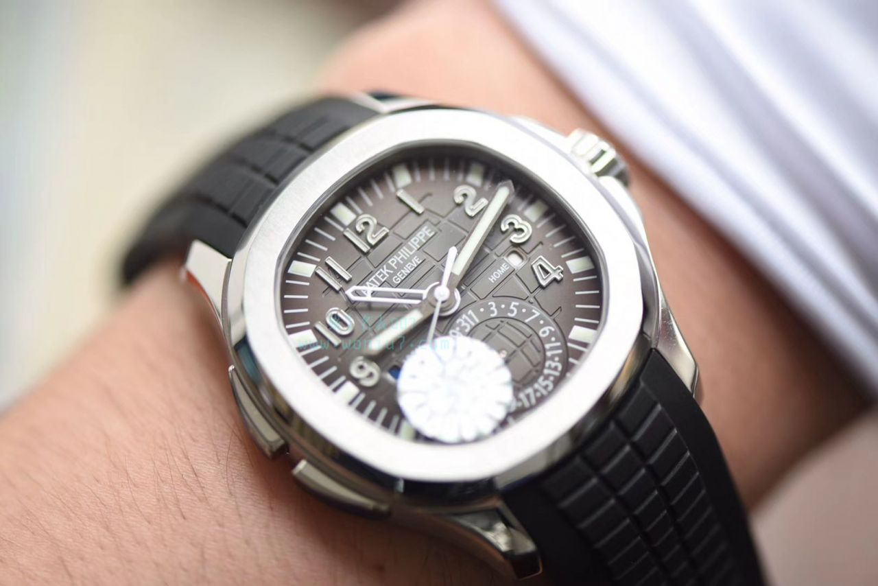 百达翡丽AQUANAUT系列5164A-001腕表【GR一比一高仿手表】