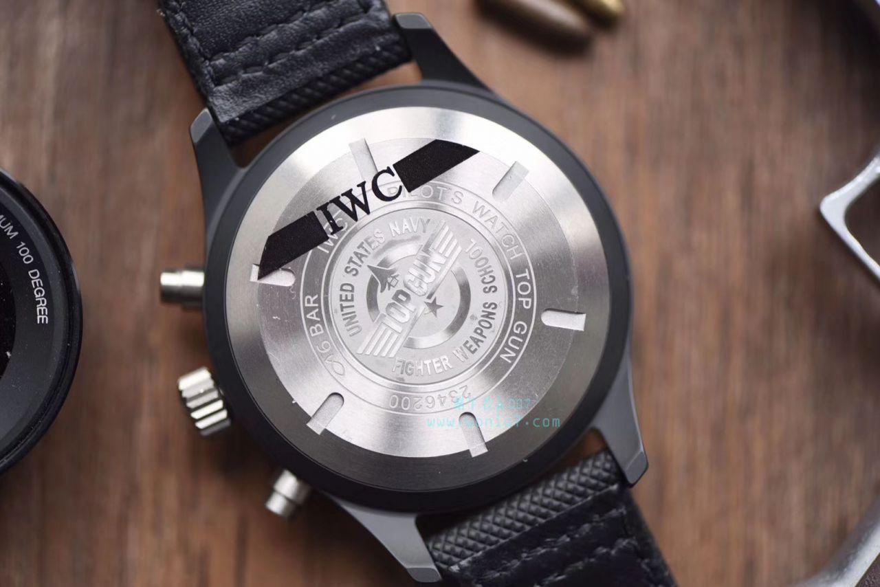IWC万国表飞行员系列IW389001腕表【YL一比一超A高仿手表】 / WG176