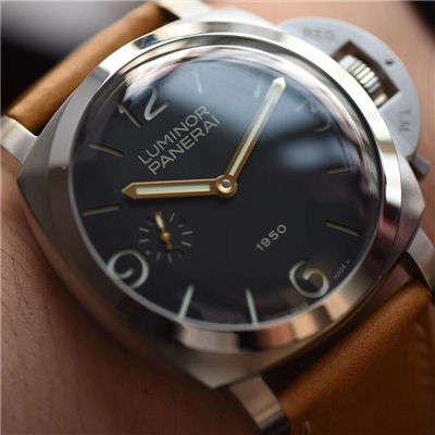 【XF厂顶级复刻手表】沛纳海特别版腕表系列PAM00127腕表