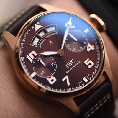 IWC万国表飞行员系列IW502706腕表【YL顶级1:1复刻手表】价格报价