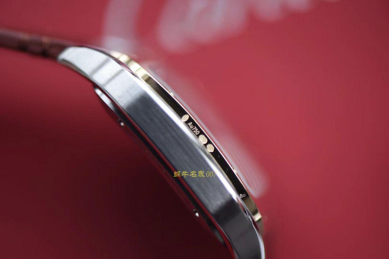 卡地亚山度士系列W20072X7腕表、W20107X7男女情侣腕表【V6一比一超A高仿手表】