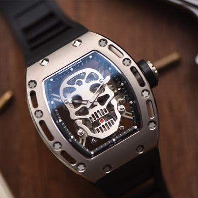 天降神器!理查德米勒2019年最劲爆的陀飞轮腕表,RM052