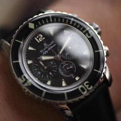 宝珀五十噚系列5085F-1130-52腕表【OM超A高仿手表】