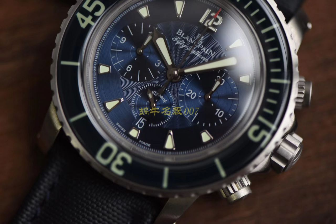 宝珀五十噚系列5085FB-1140-52B腕表【OM超A复刻手表】