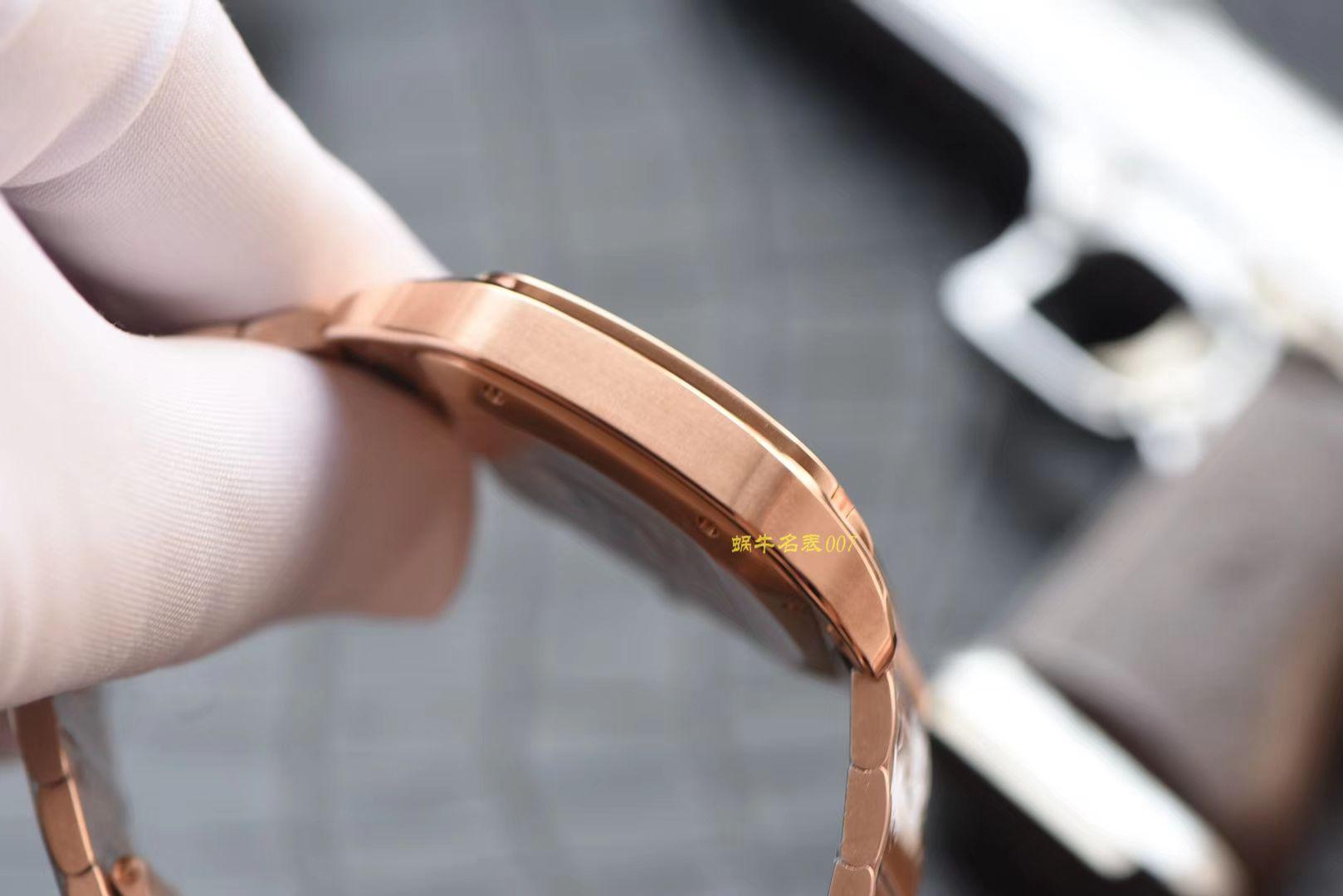 卡地亚山度士系列WGSA0007(大号)腕表【KOR一比一精仿手表】