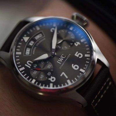 IWC万国表飞行员系列IW502702腕表【YL一比一高仿手表】价格报价