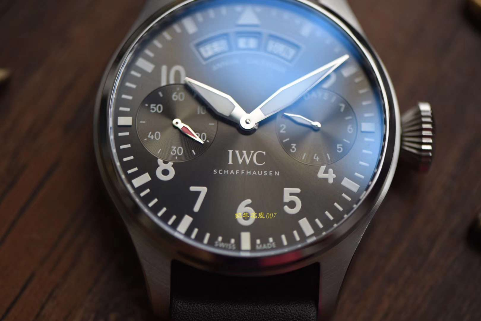 IWC万国表飞行员系列IW502702腕表【YL一比一高仿手表】