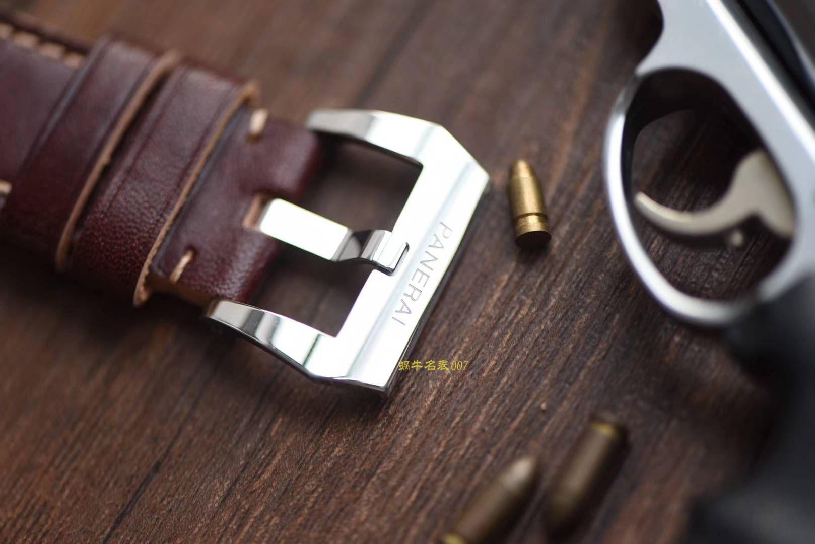沛纳海LUMINOR系列PAM00488腕表【SF一比一顶级复刻手表】